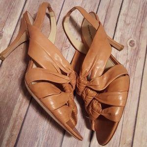 Alexandre Birman Gorgeous Leather Heels
